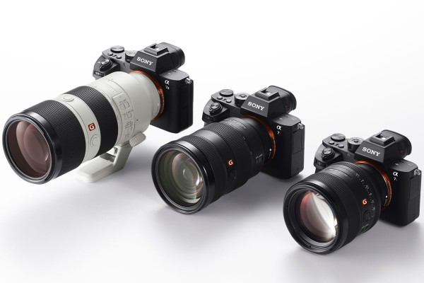 Sony GM G Master Series Lenses