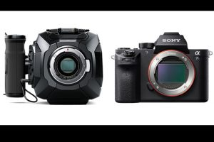 The Pros and Cons Of the Blackmagic URSA Mini 4K and the Sony A7S II