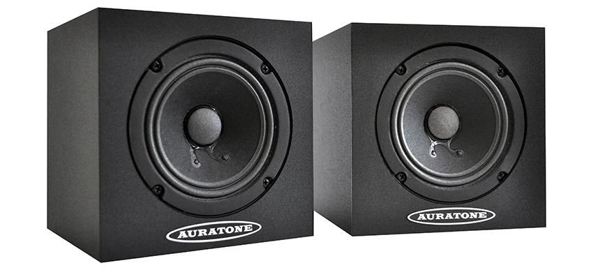 Auratone_Cube_Monitors