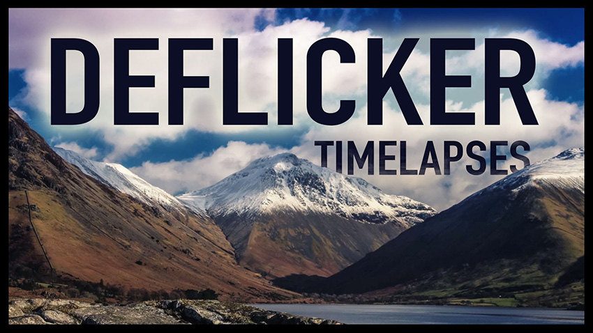 A Comprehensive Guide on How to De-flicker Your Timelapse Videos