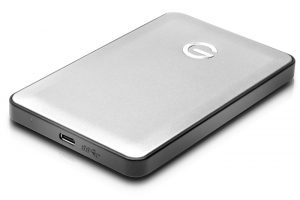 G-Technology Unveils a New Mobile 1TB USB Type-C Hard Drive For Creative Professionals On the Go