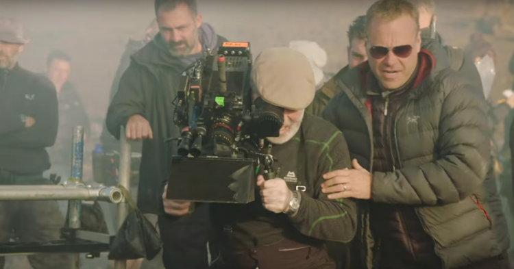 Game of Thrones Camera operator Arri Alexa