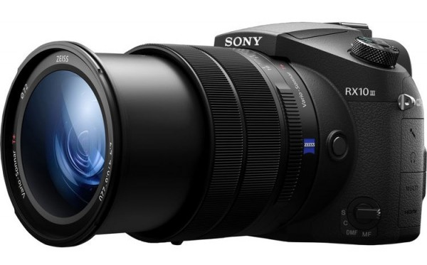 Sony rx10 iii 24-600mm zoom