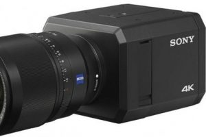Sony Just Put the A7SII 12MP 4K Full-Frame Sensor into a Surveillance Camera