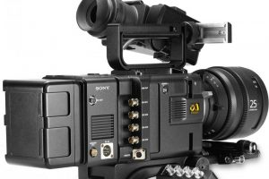No new Sony CineAlta Cameras at NAB, but there WILL BE other new Sony Cameras