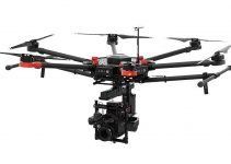NAB 2016: The Brand New Matrice 600 Drone and Ronin-MX Gimbal From DJI