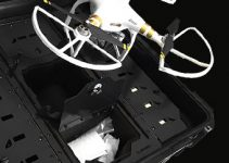 A Quick Look at the CaseCruzer Portable Drone Charging Station