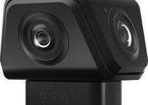 The Compact Orah 4i Camera Captures and Streams High Quiality 4K 360 Degree Video In Real-Time