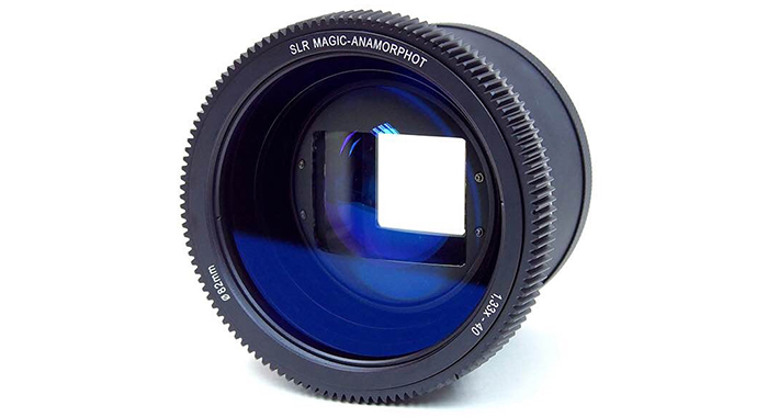 NAB 2016: SLR Magic Anamorphot 1 33x - 40 is a New Anamorphic