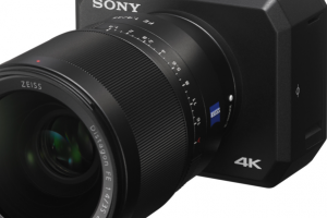 Sony UMC-S3C is a 4K Rectangular Box with a 12MP full frame Sensor and E mount