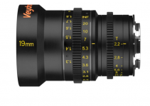 NAB 2016: Veydra 19mm T2.2 Mini Prime For Sony E-mount; 2X Mini Anamorphic and Wide Project Discontinued