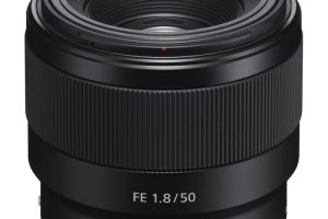 Sony Adds Budget 50mm f1.8 Prime and 70-300mm Telephoto to FE Lineup