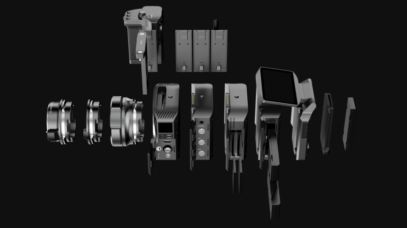 Craft Camera System NAB 2016
