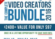 Get $2,400 Worth of Video Training with the Complete Video Creators Bundle at 96% Off!