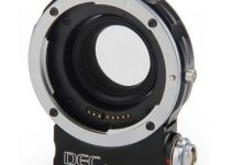 Aputure DEC LensRegain – the Ultimate Speedbooster Lens Adapter for Your BMPCC and Panasonic GH4
