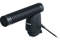 New Canon DM-E1 On-Camera Directional Mic Has 2 Stereo Modes