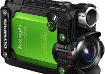 New Rugged Stylus Tough TG-Tracker 4K Action Camera from Olympus
