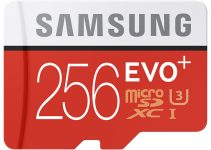 Samsung Introduces the World's Highest Capacity in Its Class EVO Plus 256GB MicroSD Card
