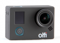 Olfi 4K HDR Action Camera is Half The Price of a GoPro Hero4 Black