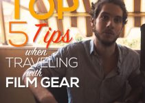 Top 5 Tips to Consider When Traveling Abroad With Your Filmmaking Gear