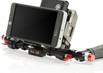 New Atomos Shogun Flame Cage from Shape and ICON wireless monitoring series