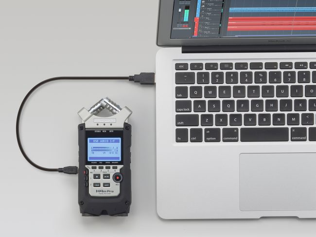 First Look at the New Zoom H4n Pro DSLR Audio Recorder