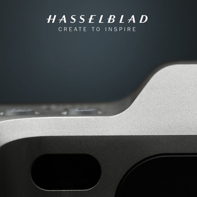 Hasselblad 50MP Sony Sensor Medium Format Mirrorless Camera