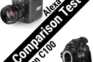 How Much Better is the $40K+ ARRI ALEXA Mini Compared to the $4K Canon C100 Mark II?