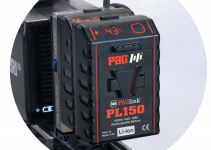 The PAGlink PL150 Battery Offers 50% More Capacity Without Increase in Size!