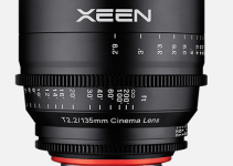 Samyang Adds New 135mm T2.2 Cine Prime to XEEN Family