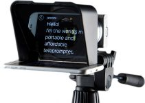 The Most Portable and Affordable Pocket-Sized Parrot Teleprompter Gets Even Better