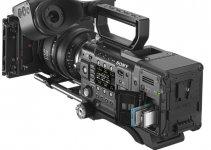 Sony Introduces Compressed Raw for F5 and F55