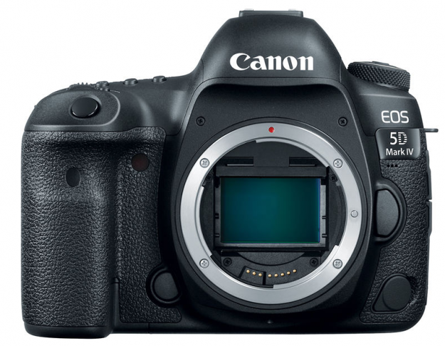 Canon EOS 5D Mark IV Front