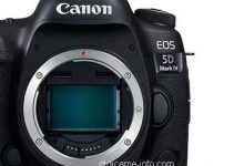 Canon 5D Mark IV Specs Leaked Ahead of Next Week's Announcement?