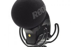 RODE Upgrade Stereo VideoMic PRO & Shockmounts with New RYCOTE Lyre Suspension