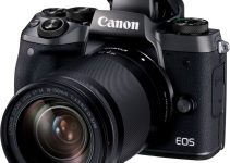 Canon EOS M5 Has a In-Camera Image Stabilization and Super-Fast AF, But What About 4K?