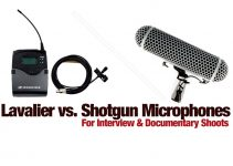 The Pros and Cons of Using Lavaliers vs Shotgun Mics for Your Productions
