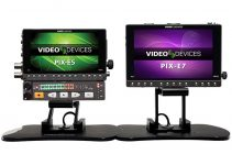 Video Devices Introduces the PIX-Base Mounting Accessory for the PIX-E Series Recording Monitors