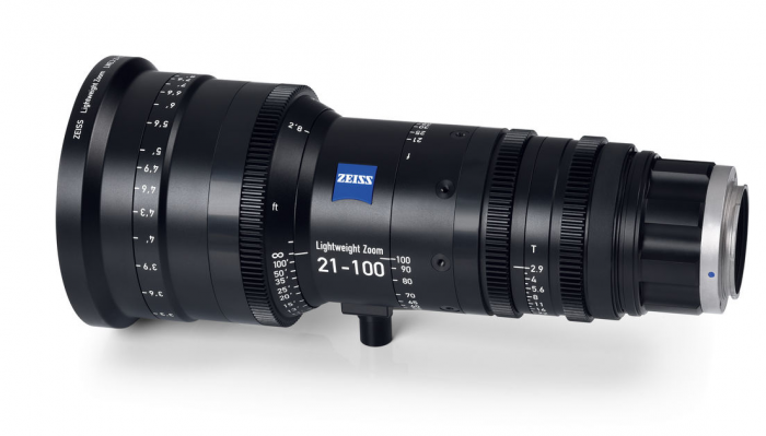 Zeiss LWZ.3 21-100mm T2.9-3.9 Lightweight Cine Zoom