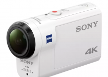 New Sony FDR-X3000R 4K Action Cam Sets its Sights on GoPro