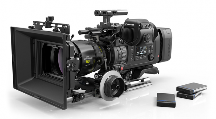 Canon C700 Codex 4K Raw recorder