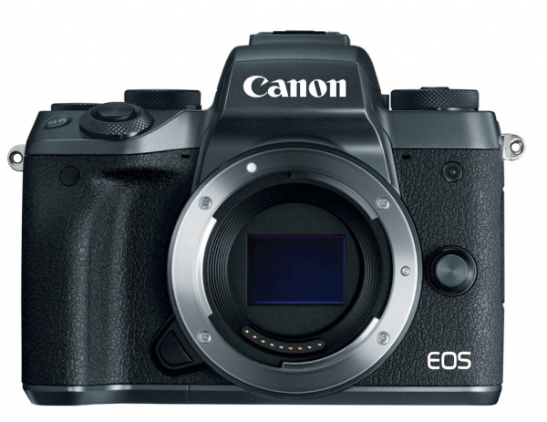 Canon EOS M5 body only