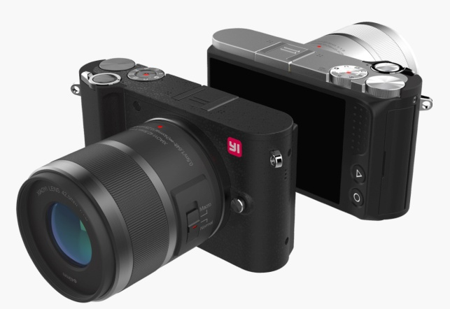 YI Technology M1 Micro 4/3 4K Mirrorless camera