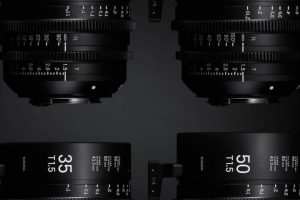 """SIGMA Cine """"Trade Up Program"""" Gives You $350 Off When You Trade-In Your Used E, EF, or PL Lenses"""