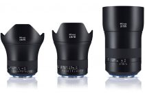 IBC 2016: Zeiss Adds Three New Lenses to Its Milvus Lineup