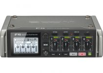 First Look at the Brand New Zoom F4 Multitrack Recorder