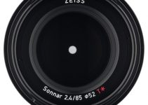 Zeiss Adds New Manual 85mm f2.4 to LOXIA Lens Line-up for Sony a7 Cameras