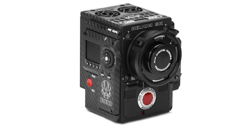 RED Weapon Helium 8K / Images by RED
