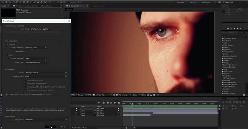 Remove the Ugly Color Banding from Your 8-bit Footage with This Simple Trick