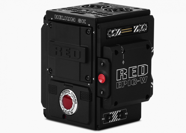 Red Epic-W 8k Brain Helium S35 Sensor
